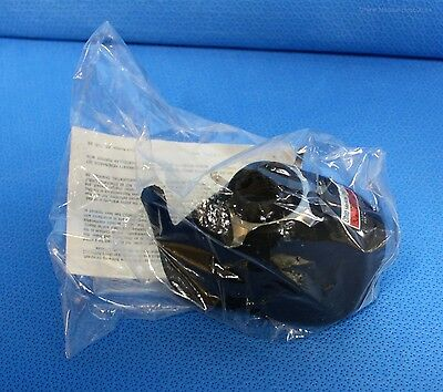 Ohio Medical Small Adult Anesthesia Mask Black Rubber