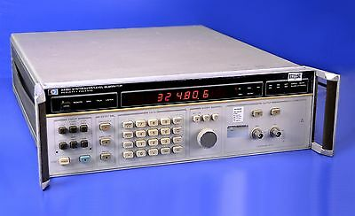 HP Hewlett-Packard Agilent 3336C Synthesizer / Level Generator