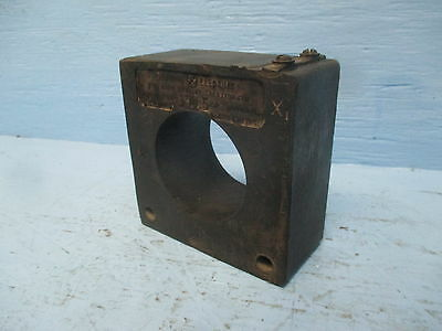 GE 631X28 Current Transformer Type JCH-0 Ratio 150:5A CT General Electric