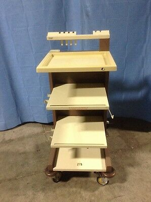 Olympus Endoscopy Cart Model Keymed Good Condition