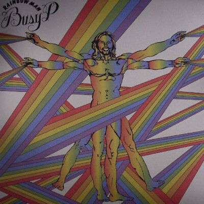 "Busy P - Rainbow Man 2017 Re-Edition (Vinyl 12"" - 2007 - EU - Reissue)"