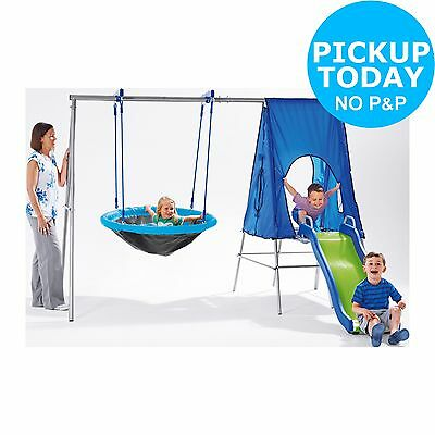 Chad Valley Large Multiplay - Climb, Slide, Hide and Swing -From Argos on ebay
