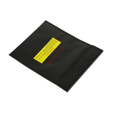 RC Lipo Li-Po Battery Protection Bags Guard Charging Bag 300 x 230 mm Safety U@
