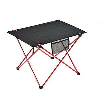 Foldable Picnic Table Outdoor Portable Ultralight Table For Camping Barbecue