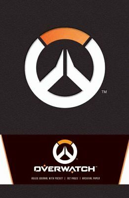 Overwatch Hardcover Ruled Journal by Insight Editions (Hardback, 2017)
