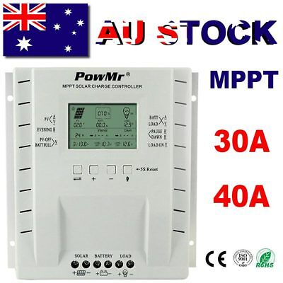 EPEVER Solar Charge Controller 20/30/40A MPPT Panel Wifi Serial Server+EBOX-WIFI