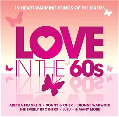 Various-Love In The 60s  CD NEW