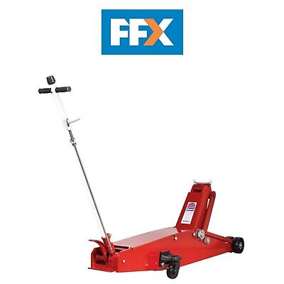 Sealey 20QJ Trolley Jack 20tonne Long Reach