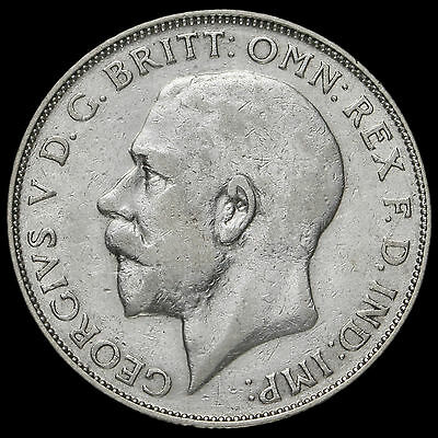 1925 George V Silver Florin, Scarce