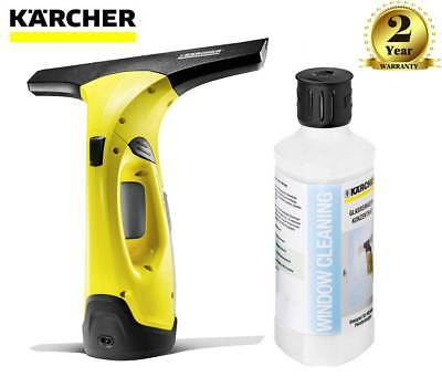 Karcher WV2 2nd Generation Window Glass Vacuum Cleaner Cordless