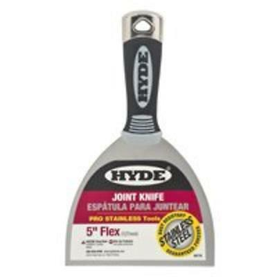 5In Flex Joint Knife Hyde Tools Drywall Taping Knives 06778 079423067785