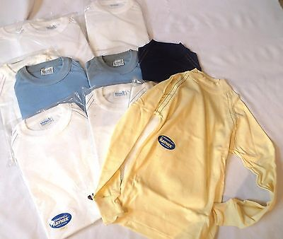 Vintage 70s T Shirt Lot Dead Stock Youth sizes Kaynee