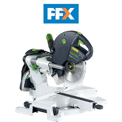 "Festool 561286 KS120 EB 110v 10"" / 260mm Kapex Sliding Compound Mitre Saw"