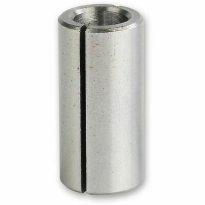 """Axcaliber Collet Reduction Sleeve 1/2""""-8mm"""