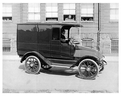 1913 General Vehicle Company ORIGINAL Factory Photo oub0496