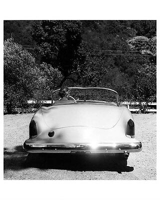 1954 Kaiser Darrin ORIGINAL Factory Photo oub0836