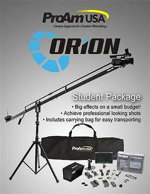 ProAm USA Original Orion DVC200 8 ft Student Production Package