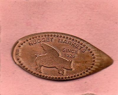 Nuggent Markets Since 1926 Elongated Penny
