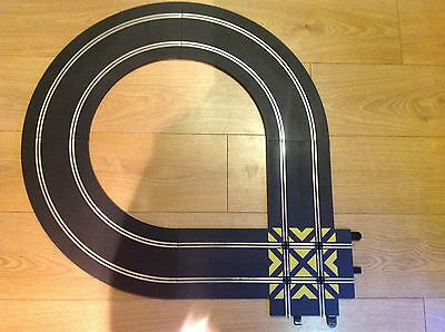 Scalextric Digital Sport Track Straight Crossover Extension Set Mint & Tested