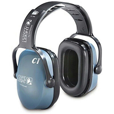 Howard Safety Ear Muffs Leight by Honeywell 1011142 Clarity Series Sound Clarity