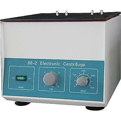HFS (TM) Desktop Electric Centrifuge Lab (Timer 0-60min) 0-4000 rpm Cap:20 ml