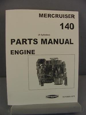 mercury 250 mercruiser engine parts manual 250 hp 1969 8 cyl rh picclick com  Mercruiser 5.0 MPI Engine