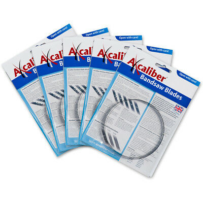 """Pack of 5 Blades 2,270mm(89"""")"""