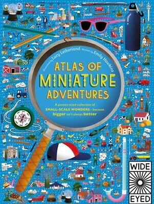 Atlas of Miniature Adventures: A pocket-sized collection of small-scale wonders.