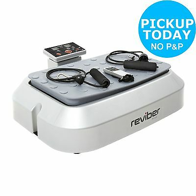 Reviber Plus Vibration Plate Exerciser Fitness Machine :The Official Argos Store