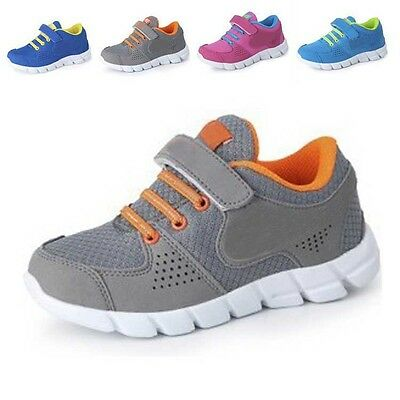 Fashion Kids Running Breathable Toddler Shoes Kids Boys Girls Sport Sneakers