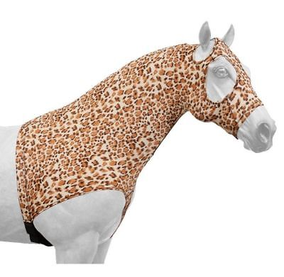 Tough-1 Neck Cover Spandex Mane Stay Hood Prints Sculpted Fit 65-7172
