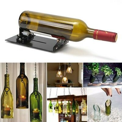 Glass Bottle Cutter Kit Glass Cutting Machine Tool For Jar Recycle DIY Art Craft