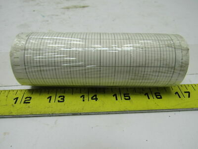 """Honeywell  46187044-050 Roll Chart Paper for 6"""" Two-Channel Recorder"""