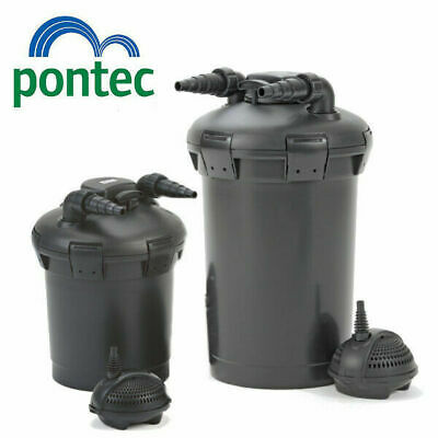 Oase Pontec PondoPress Pressurised Pond Filter Pump & UV Steriliser All in One