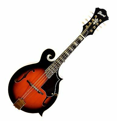 Ibanez M522S F-Style Mandolin with Gig Bag - Used