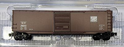 Z Scale - MICRO-TRAINS LINE MTL 505 00 341 WESTERN PACIFIC 50' Standard Box Car