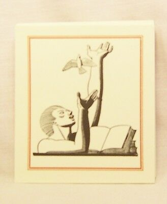 RARE Complete package of 30 Mint Rockwell Kent Bookplates with Original Envelope