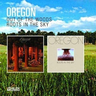 Oregon - Out Of The Woods/Roots In The Sky (NEW 2CD)