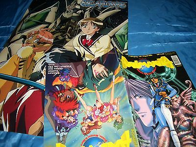 ANIMANIA , Ausg. 4 / 2000 , Pop-Comic Kultur , Games , Manga , Artbooks ,Videos