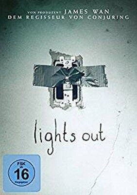 Lights Out DVD - NEU OVP