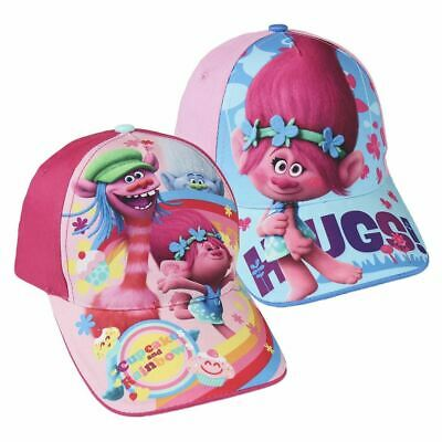 Children Kids Summer Character Hat Caps - Avaliable in various colours