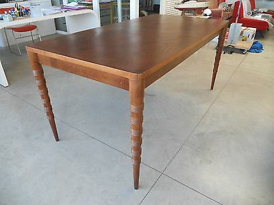 Pierluigi Colli un tavolo anni '60 - italian table (parisi ponti buffa borsani)