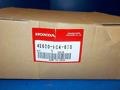 1996 HONDA FOURTRAX 300 TRX300FW 4X4  REAR BACK BRAKE DRUM  42620-hc4-670