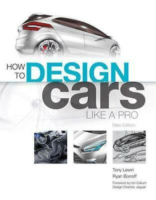 How to Design Cars Like a Pro Ford BMW GM Jaguar Nissan