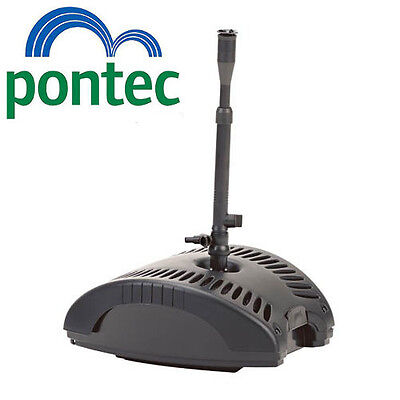 Pontec PonDuett All in One Pond Filter Pump & Fountain Ponds up to 3000L
