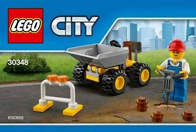 Lego City Mini Dumper 30348 BNIP