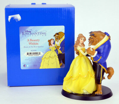 "Disney Enchanting Collection # A25996 ""A Beauty Within"" , The Beast"