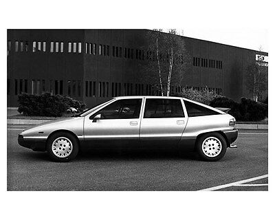 1982 Lancia Medusa Concept ORIGINAL Factory Photo oub1846