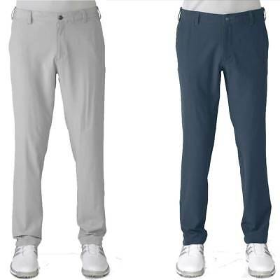 Adidas Ultimate Tapered Fit Mens Golf Pant – Stone – Multiple Sizes - New