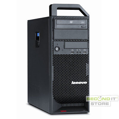 Lenovo ThinkStation S20 PC Intel Xeon Quad 4x 2,66 GHz 8 GB RAM 500 GB HDD  Win7